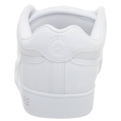 Osiris Mens Troma Sneaker Bianco / Nero / Oro