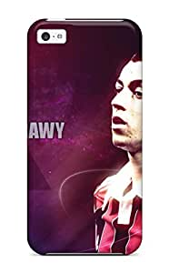 Hot 8828615K94684205 Design High Quality Stephan El Shaarawy Ac Milan Cover Case With Excellent Style For Iphone 5c