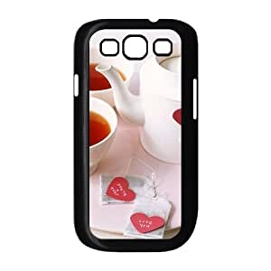 Afternoon Tea Brand New Cover Case with Hard Shell Protection for Samsung Galaxy S3 I9300 Case lxa#411414