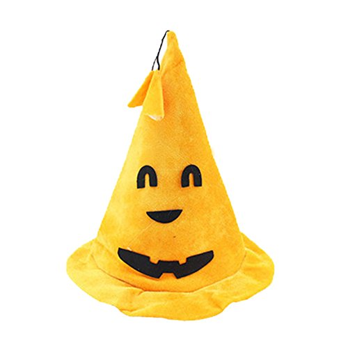 Pcongreat Pcongreat New Halloween Costume Accessories For Kids Adults Special Festival Offers Halloween Kids Pumpkin Hat Cap Adult Perform Cosplay Party Fancy Dress Props Bend Eyes -
