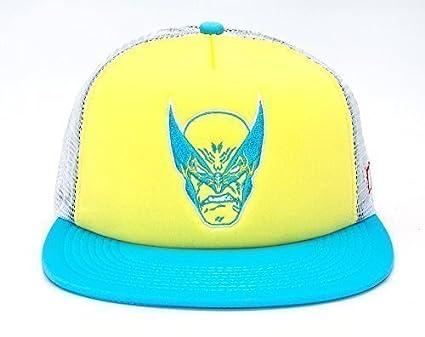 Addict Official Marvel & DC Comics Snapback Caps/Huts/Gorras/Hats ...