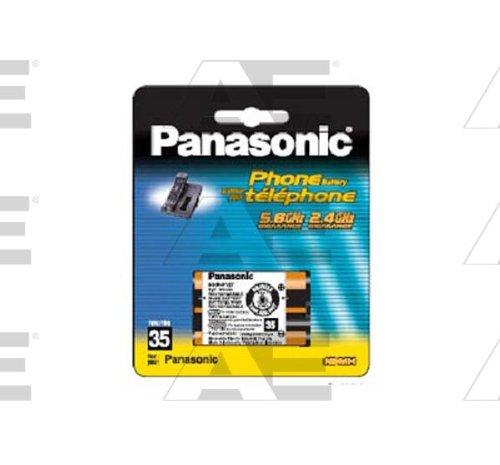 Panasonic HHR-P107A BATTERY by Panasonic