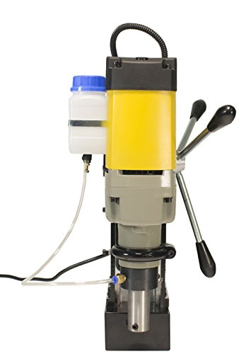Steel Dragon Tools MD50 Magnetic Drill Press with 2'' Boring Diameter and 2,900 LBS Magnetic Force by Steel Dragon Tools (Image #2)