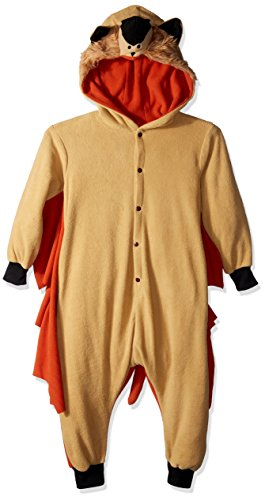 RG Costumes 'Funsies' Skippy The Flying Squirrel, Child Medium/Size 8-10 ()