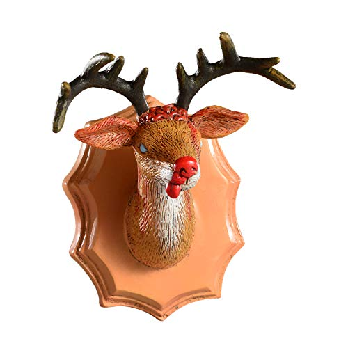 HorrorNaments Exposed Deer Brain Horror Ornament - Scary