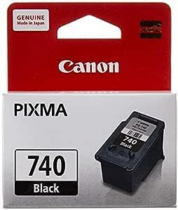 Canon BJ Cartridge PG-740 BK, Black