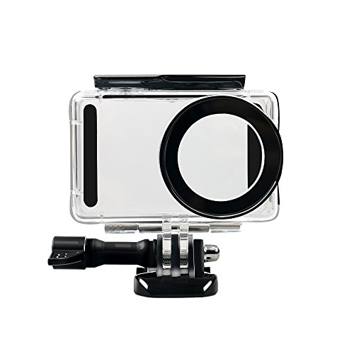 TOOGOO Xiaomi Mijia 4K Mini Action Camera 45M Waterproof Diving Housing Ca kit