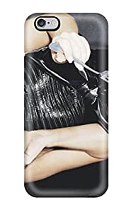 Premium Lady Gaga Music People Music Back Cover Snap On Case For Iphone 6 Plus