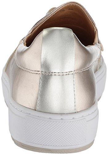 Delle Geox 13 Chiaro Donne Breeda Oro Sneaker Argento Sqznw7O