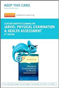 jarvis health assessment 6th edition pdf