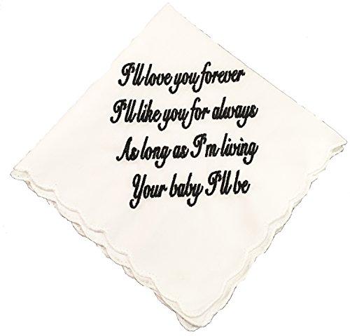 Poem Handkerchief - 1