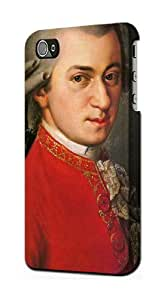 S0492 Mozart Case Cover for IPHONE 5C by lolosakes