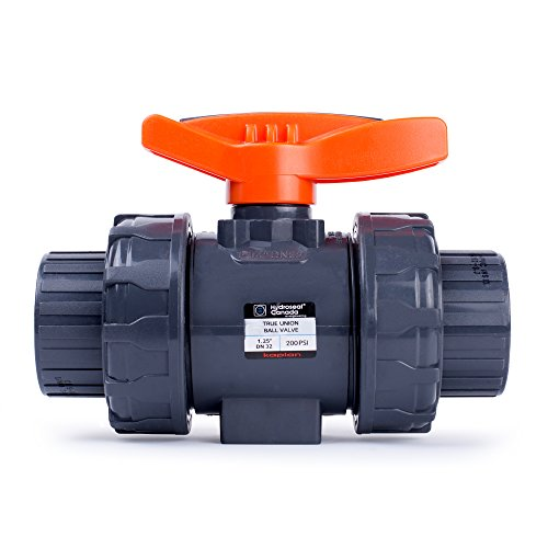 1 1 4 pvc check valve - 5