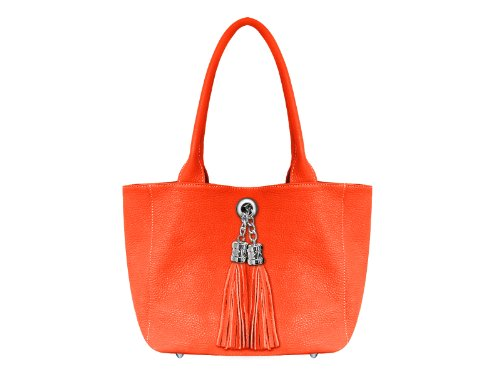 Orange bijoux scarlet Orange femme pour Sac main à 0qwqBaS
