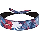 Halo Headbands Sweatband Halo I Tie Version