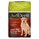 Natural Lamb Meal and Brown Rice Adult Formula Dry Dog Food Size: 26-lb bag