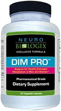 Neurobiologix DIM Pro 120 Vegetable Capsules