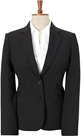 Austin Reed Luxury For Less Charcoal Jacket Amazon Co Uk Clothing