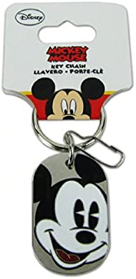 Amazon.com: Officially Licensed Disney Dogtag Keychain ...