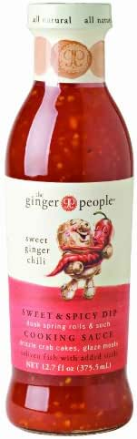 Sauces & Marinades: The Ginger People