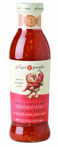 (The Ginger People Ginger Chili Sauce, 12.7000-ounces (Pack of 6))