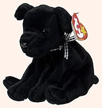 Amazon.com  Ty Beanie Babies Luke the Dog  Toys   Games 7484b5175a7