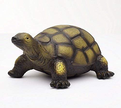 marine in lattice di gomma naturale Bathtime Toy Tortoise by Toys in gomma verde