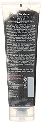 Giovanni D:tox System Purifying Body Scrub, (step 2), 6-Ounces (Pack of 2)