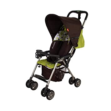 Amazon.com : Combi Flare Lightweight Stroller in Wasabi ...