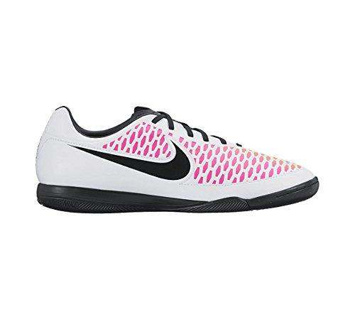 Nike Magista Onda IC, Scarpe da Calcio Uomo Bianco (Blanco (Blanco (White/Black-pink Blast-volt)))