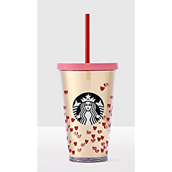 Amazon Com Starbucks Cold Cup Grande 16 Fl Oz Tumblers
