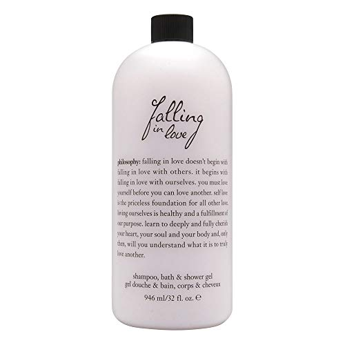 Philosophy Philosophy Falling In Love 32.0 Oz Shampoo, Bath & Shower Gel, 32.0 Oz
