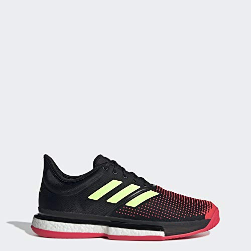adidas Sole Court Boost Mens Tennis Shoe (9.5) (Best Tennis Game Ever)