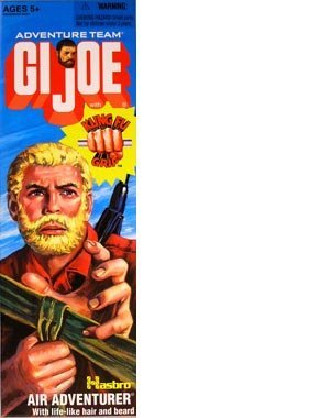 GI Joe Adventure Team 12