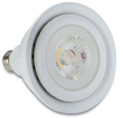 Verbatim Contour Series PAR38 Warm White 3000K LED Bulb, Replaces 120W, Dimmable UL Wet Rated 98388 from Verbatim