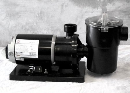 2 HP Above Ground Pool Pump Motor, High Performance, with cord