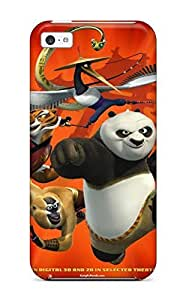 New Diy Design Movie Kung Fu Panda 2 For Iphone 5c Cases Comfortable For Lovers And Friends For Christmas Gifts