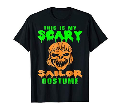 Scary Sailor Costumes - My Scary Sailor Costume Halloween