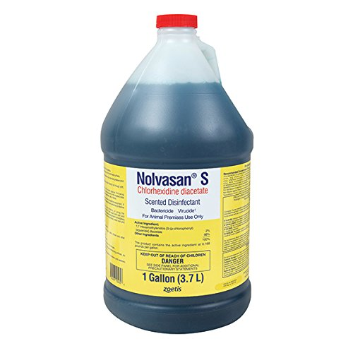 Nolvasan S Disinfectant Gallon