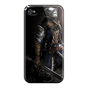 JohnPrimeauMaurice Iphone 6 Great Cell-phone Hard Covers Unique Design Fashion Dark Souls Elite Knight Armor Pattern [Dii5546Ifjk]