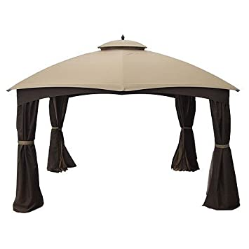 Garden Winds Replacement Canopy For The Loweu0027s Dome Gazebo