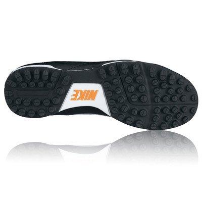 e97a3abc9286 Amazon.com: Nike Unisex-Child Tiempo Natural Iv Astro Turf Football Black  Textile Boot J3 3.5 M US: Shoes
