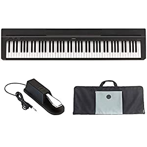 Yamaha p series p35b 88 key digital piano with for Yamaha p series p35b