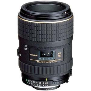 Tokina AT-X AF M100 PRO D For Nikon by THK Photo Products, Inc.