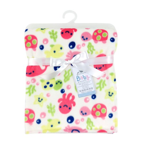 Eazzhome Wonderful Fleece Baby Blanket 30