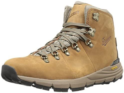 Danner womens Mountain 600 Full Grain Hiking Boot, Rich Brown - Full Grain, 5.5 US