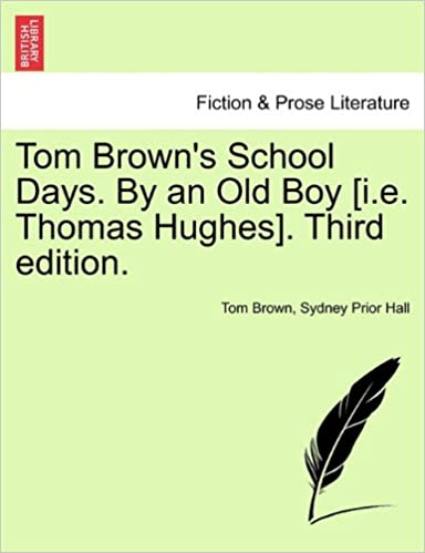Ebook for jsp free download Tom Brown's School Days. By an Old Boy [i.e. Thomas Hughes]. Third edition. in Finnish MOBI