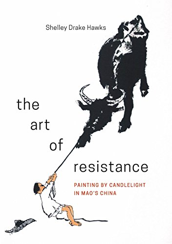 The Art of Resistance: Painting by Candlelight in Mao's China - Candle China