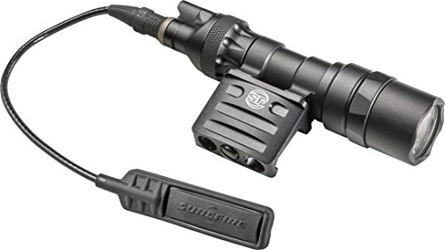 SureFire M312C Compact Scout Light with RM45 Low Profile Mount & DS07 Switch (Mini Surefire)