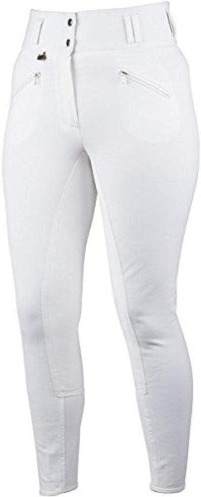 Dublin - Pantalón Breeches de equitación con culera Completa Modelo Supa Embrace para Mujer
